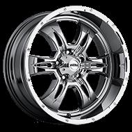 Ultra Wheels <br />249V Predator II Ultra-V Bright PVD 5/6 Lugs
