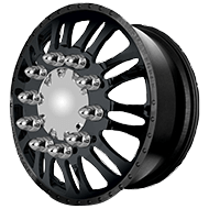 American Force Wheels<br> UNION Black