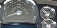 US Speedo Stainless Steel Gauge Kits