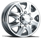 Ultra Wheels<br> 014 Afterburner Chrome