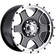 Ultra 173/174 Nomad Anthracite Grey Wheels