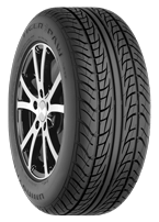 Uniroyal Tires <br>Tiger Paw AS65