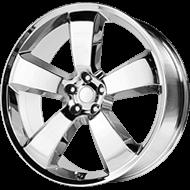 Topline Replicas V1150 2006 Charger SRT8 Wheels