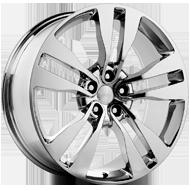 Topline Replicas V1167 2012 Charger SRT8 Wheels