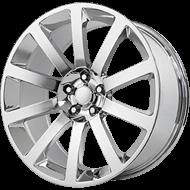 Topline Replicas V1170 2005 300 SRT8 Wheels