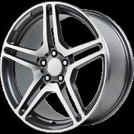 Topline Replicas V1174 CL65 AMG Wheels