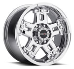 Vision Offroad Warlord 394 <br>Chrome