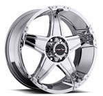 Vision Offroad Wizard 395<br>Chrome