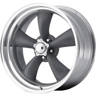 American Racing VN Wheels VN215 Classic Torq Thrust II Gray