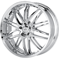 Verde Wheels <br /> Kaos <br /> Chrome