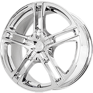 Verde Wheels <br /> Protocol <br /> Chrome