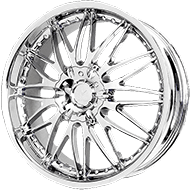 Verde Wheels <br /> Regency <br /> Chrome