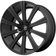 Verde Wheels <br /> Shift <br /> Satin Black