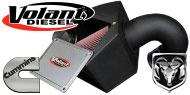 Volant Diesel Cold Air Intakes <br> Dodge Cummins