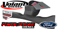 Volant Diesel Cold Air Intakes <br> Ford Powerstroke