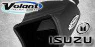 Isuzu - Volant <br> Cold Air Intakes