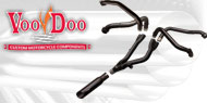 Voodoo<br /> 4-in-1 Motorcycle Exhausts