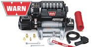 Warn PowerPlant™ Dual Force HP 9.5k <br>Electric Winch