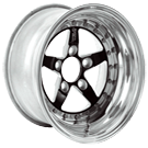 Weld Wheels 791 Weld Star R/T Black