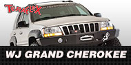 TeraFlex Suspension <br>Grand Cherokee WJ