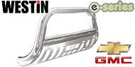 Westin E-Series Bull Bars <br/> Chevy GMC