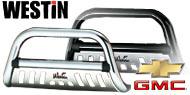 Westin Ultimate Bull Bar <br/> Chevy GMC
