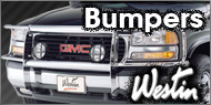 Westin Bumpers Jeep