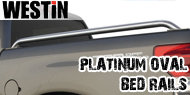 Westin Platinum Oval Bed Rails