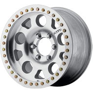 KMC XD222 Enduro Beadlock Desert Machined Wheels