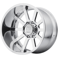 XD Forged Wheels <br>XD401 - Daisy Cutter