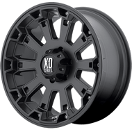 XD800 Misfit Wheels <br> Matte Black