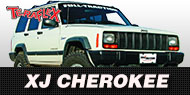 TeraFlex Suspension <br>Cherokee XJ