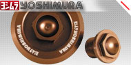Yoshimura Street Bike Engine Plug Kits