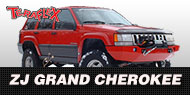TeraFlex Suspension <br>Grand Cherokee ZJ