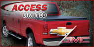 Access Limited Edition Tonneau Covers for Chevrolet GMC