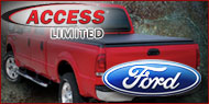 Access Limited Edition Tonneau Covers for Ford