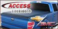 Access LiteRider Roll-Up Tonneau Covers for Chevrolet GMC