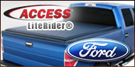 Access LiteRider Roll-Up Tonneau Covers for Ford
