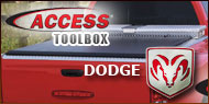Access Tool Box Tonneau Covers for Dodge
