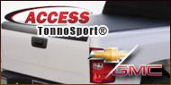 Access TonnoSport Tonneau Cover for Chevy GMC
