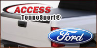 Access TonnoSport Tonneau Cover for Ford