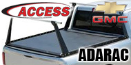 Adarac Truck Bed Rack System for Chevy/GMC