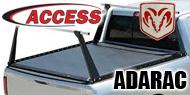Adarac Truck Bed Rack System for Dodge