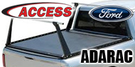 Adarac Truck Bed Rack System for Ford