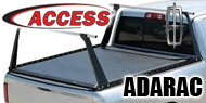 Adarac Truck Bed Rack System for Lincoln