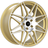 Advanti 88G Classe <br/>Gold with Machined Face
