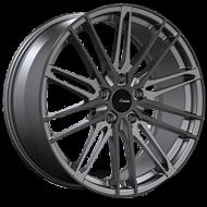 Advanti 89GM Diviso Matte Gunmetal Gloss Black Face Wheels