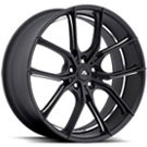 Adventus Wheels <br/> AVX-6 Matte Black Milled