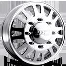 Eagle Alloy Wheels<br> Series 056 Polished