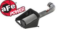 AFE Full Metal Power Stage-2 Cold Air Intake System <br/>for 12-15 Jeep JK V6-3.6L